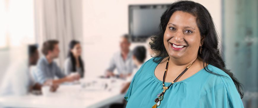 Meet Nila Sinha, PhD, Director Of Talent Solutions