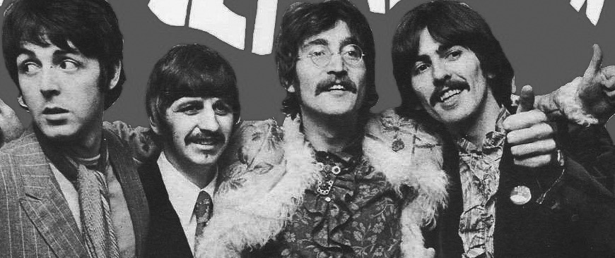 Beatles Dont Let Me Down Header