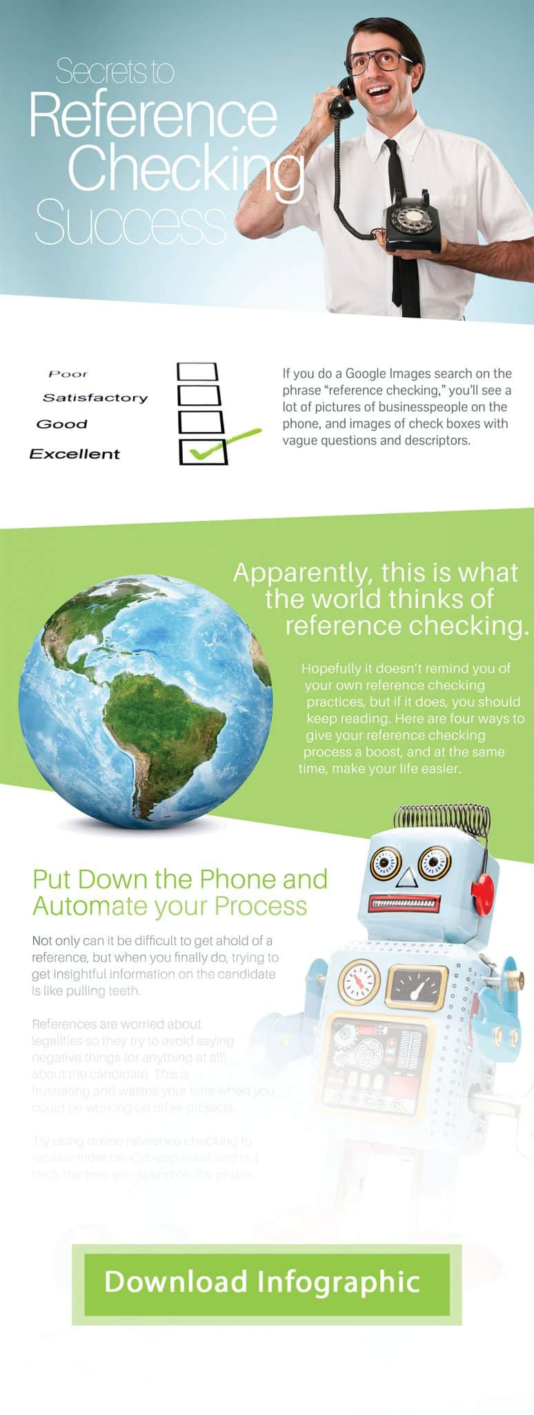 Secrets to Reference Checking