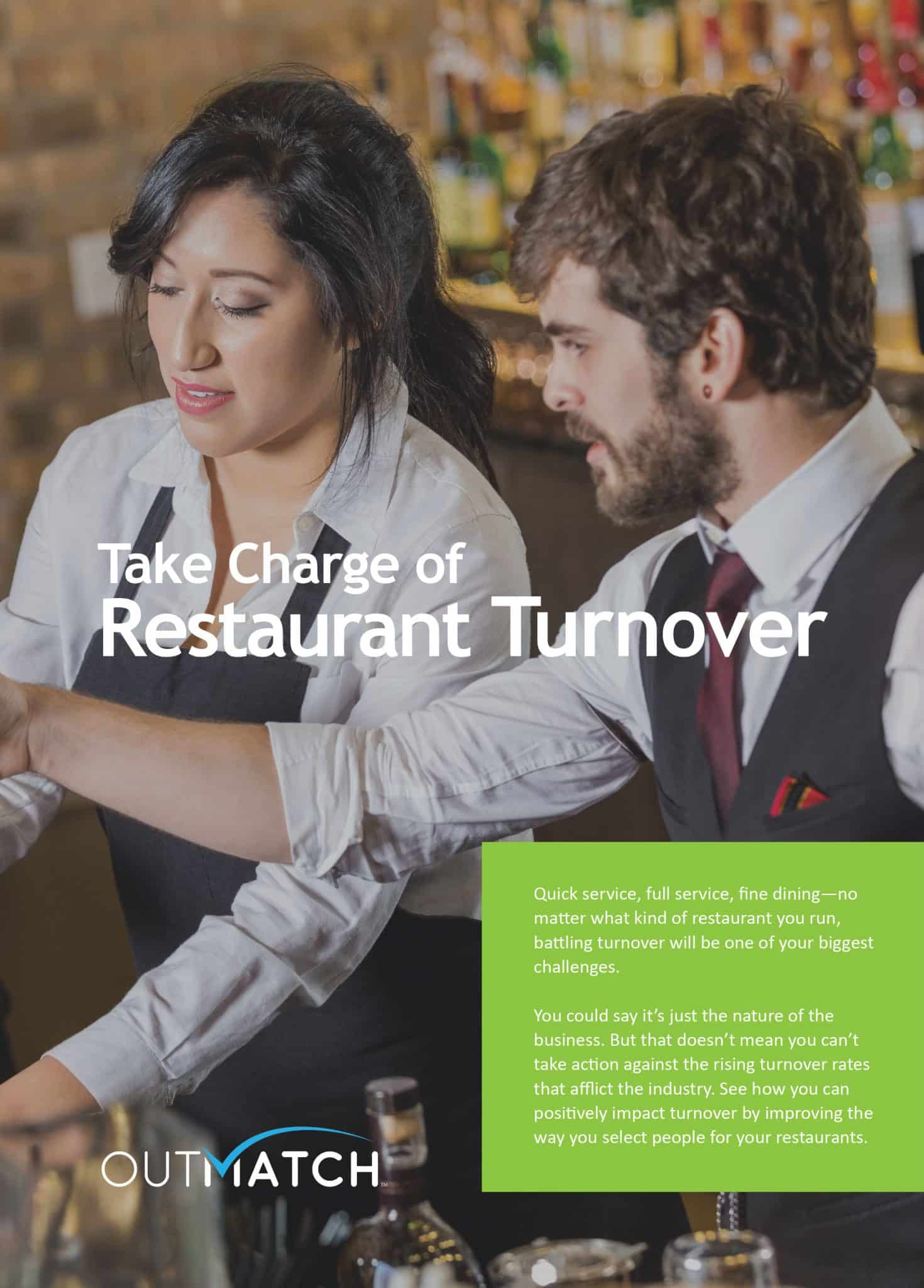 take charge of restaurant turnover - blog teaser