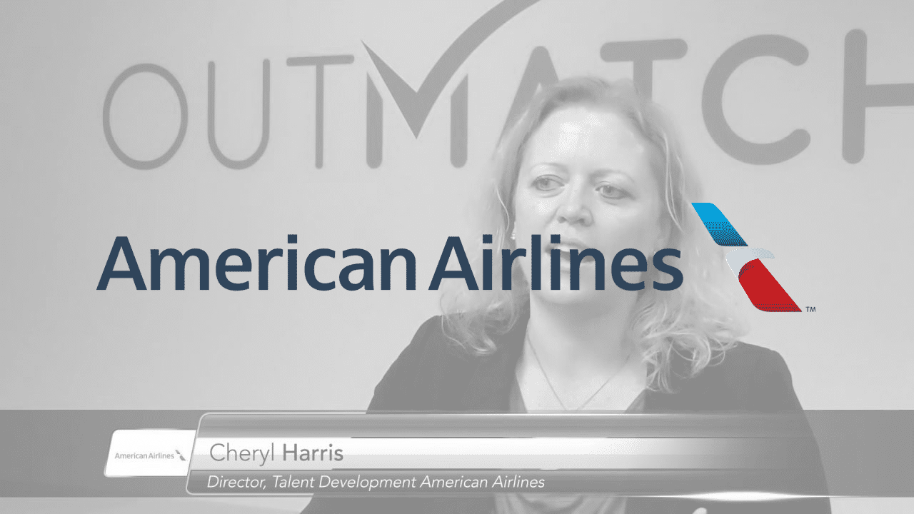 OutMatch Testimonial Video American Airlines