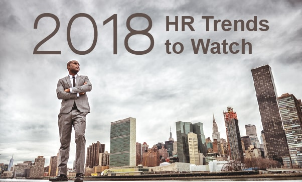 2018 HR Trends To Watch