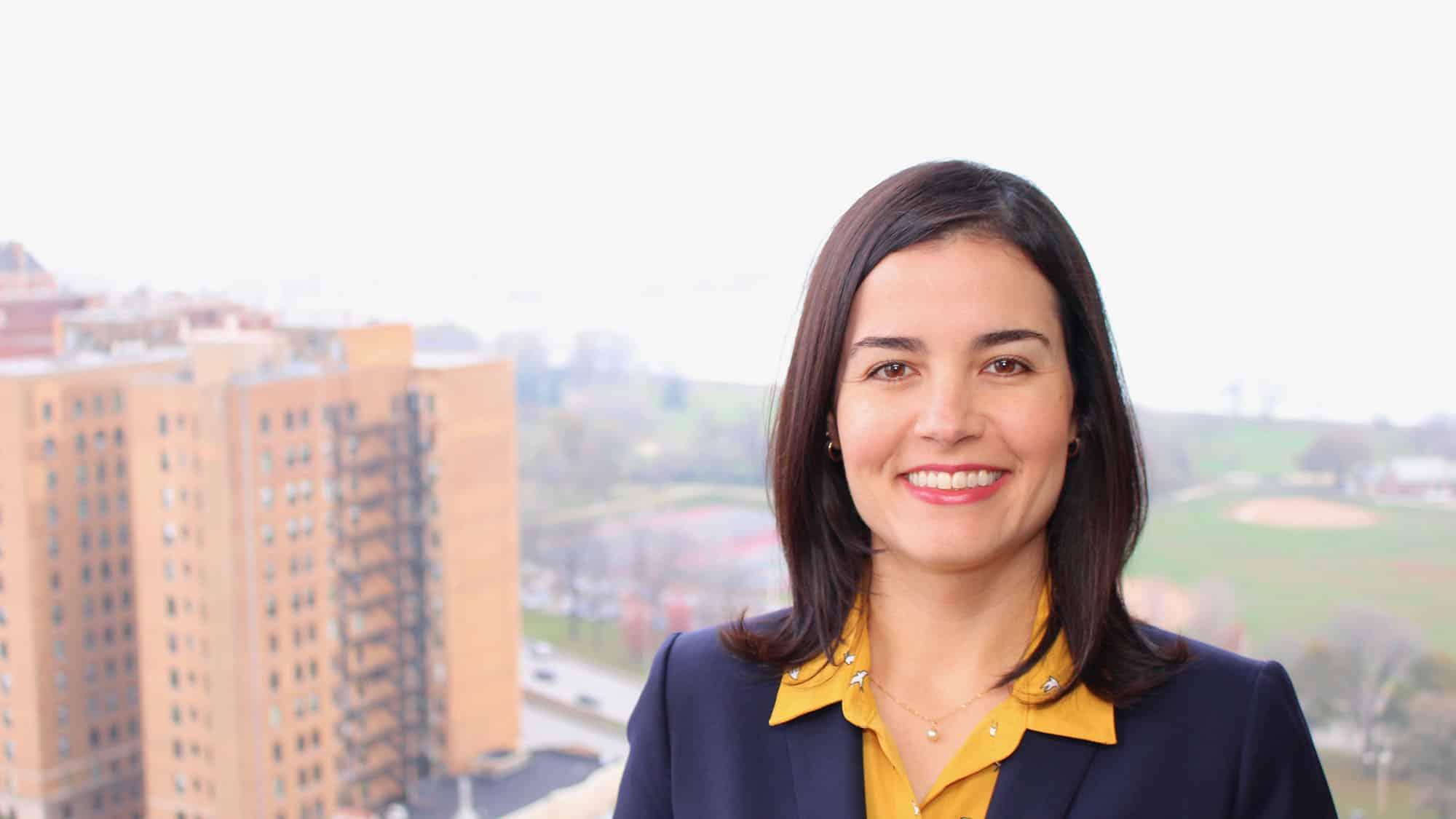 Meet Karina Freitag, PhD, Senior Talent Solutions Expert