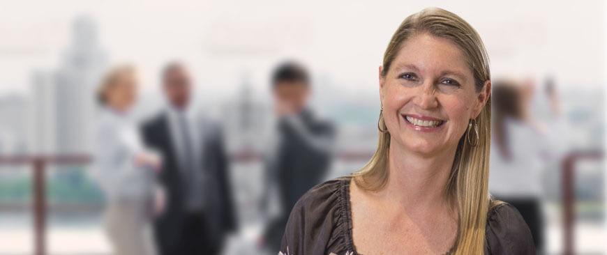 Meet Sarah Glass, MA, VP Of Talent Solutions