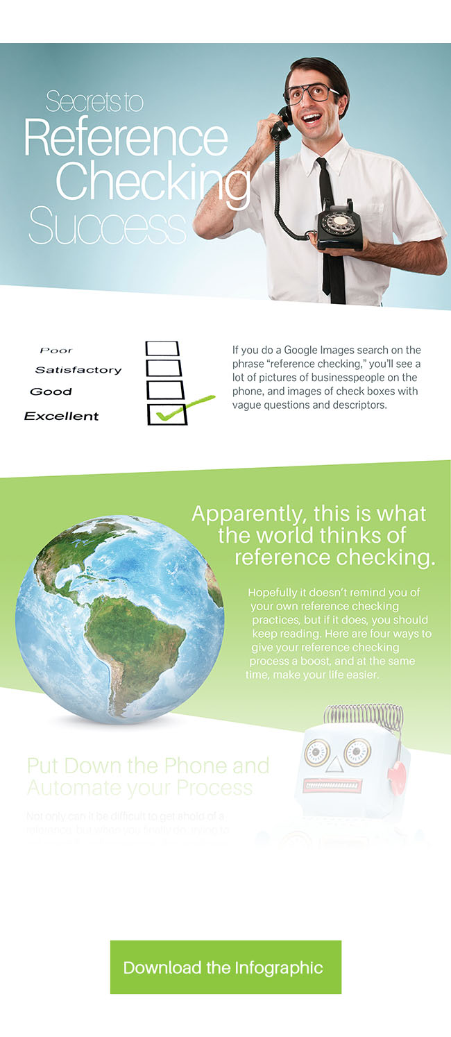 Secrets to Reference Checking Success