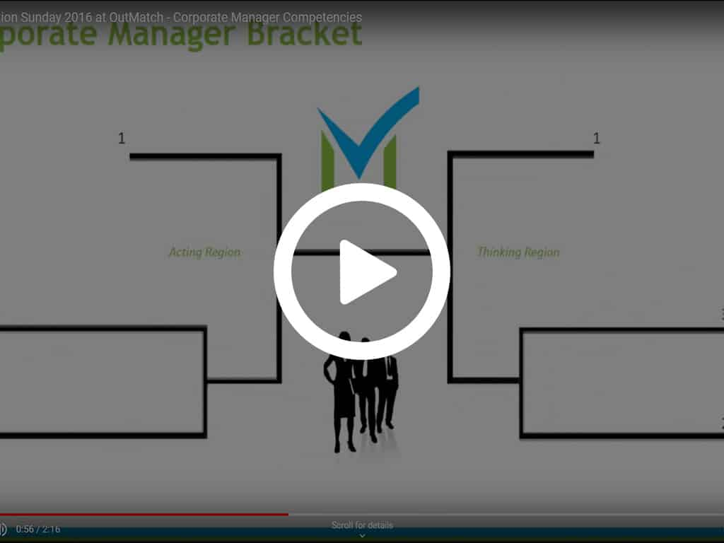 Talent Selection Bracket Challenge!