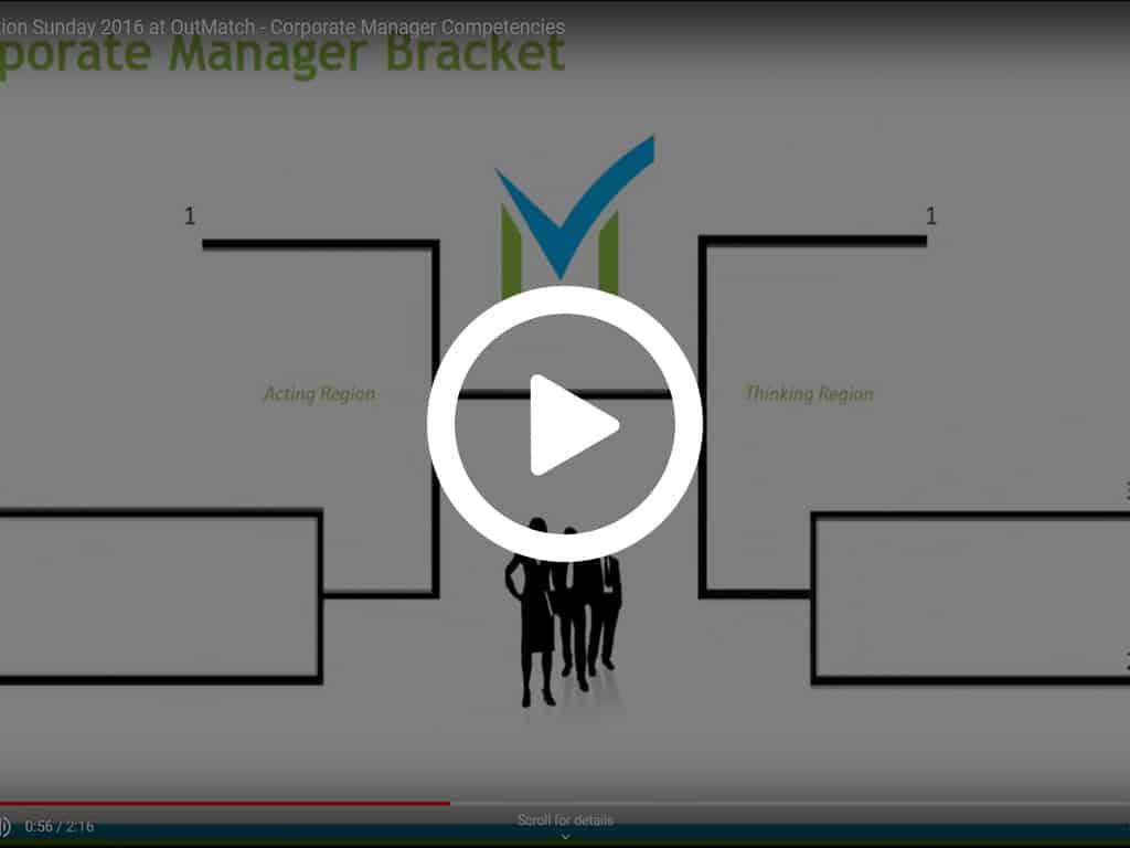 Talent Selection Bracket Challenge!