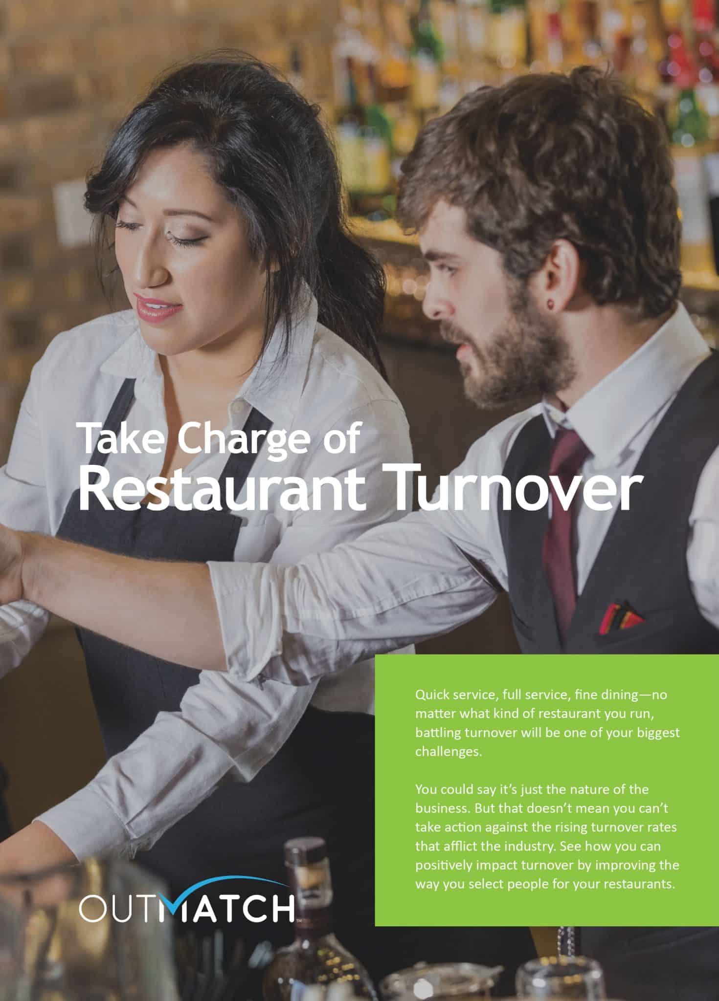 take charge of restaurant turnover - blog teaser