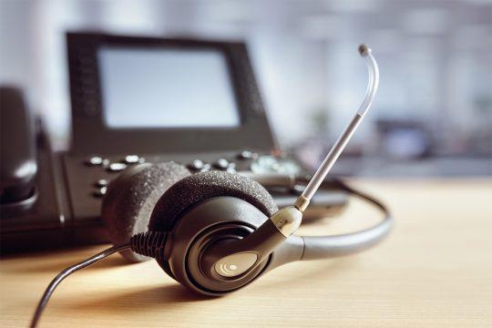 Call center turnover blog header