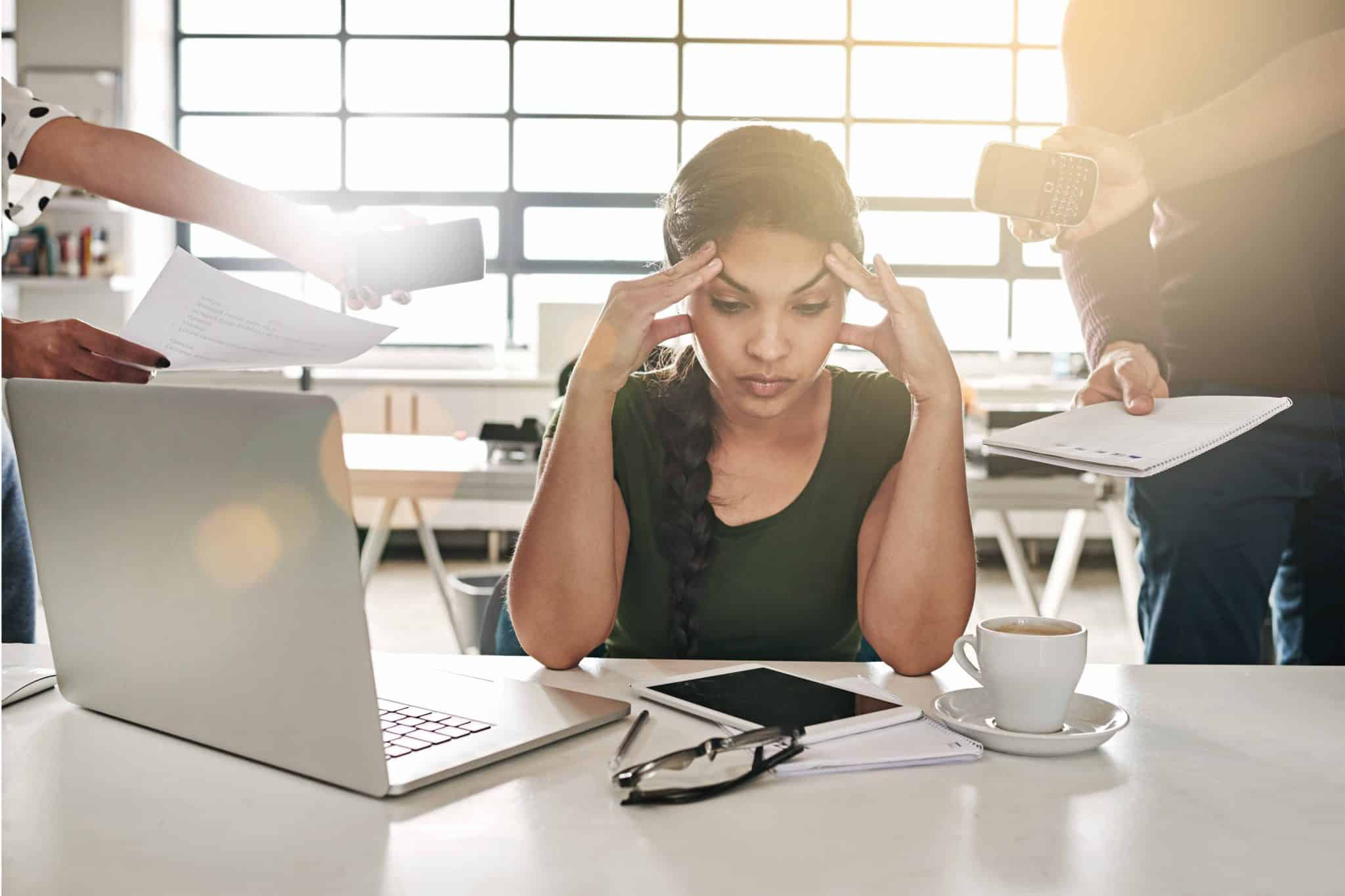 Employee Burnout Causing Turnover