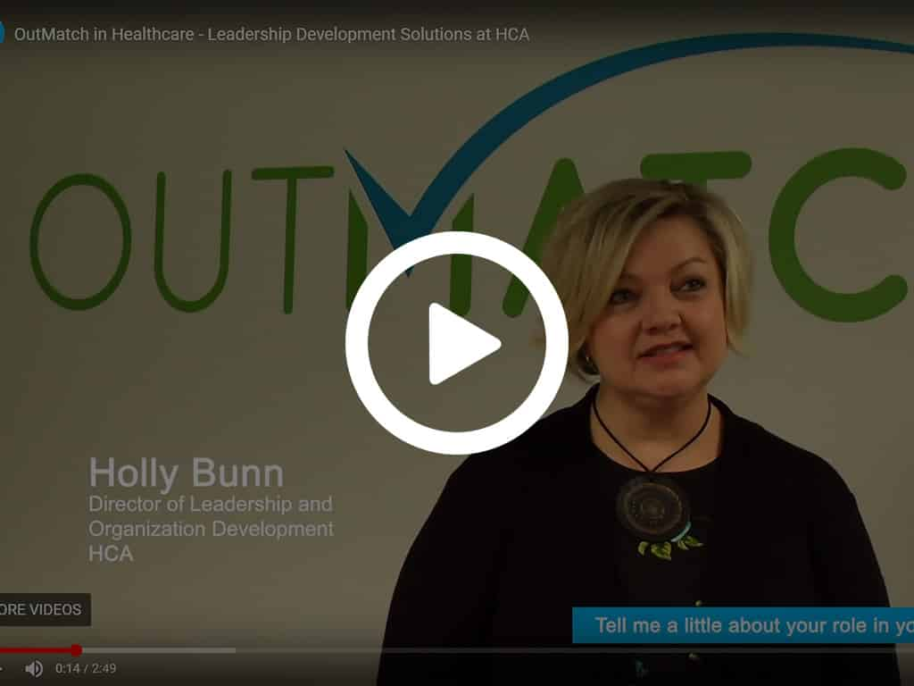 Developing The Next Generation Of Leaders At HCA Healthcare