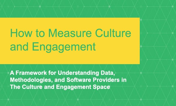 How To Measure Company Culture And Employee Engagement
