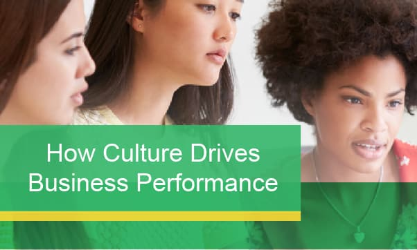 How Culture Drives Business Performance