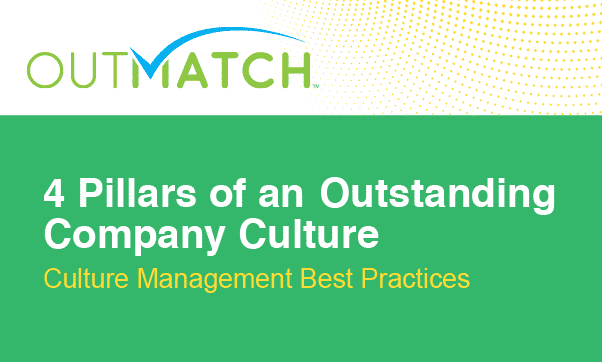 4 Pillars Of An Outstanding Company Culture