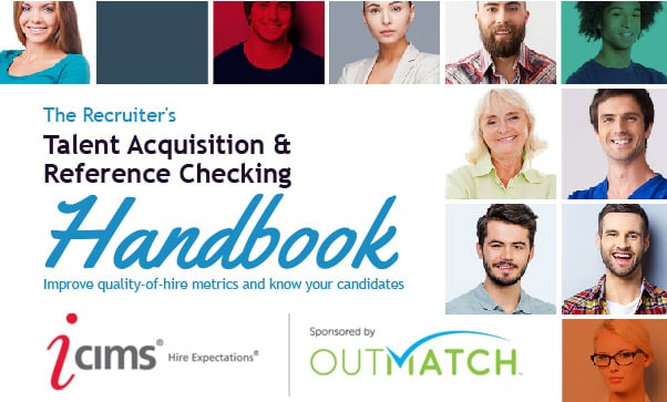 The Recruiter's Talent Acquisition & Reference Checking Handbook