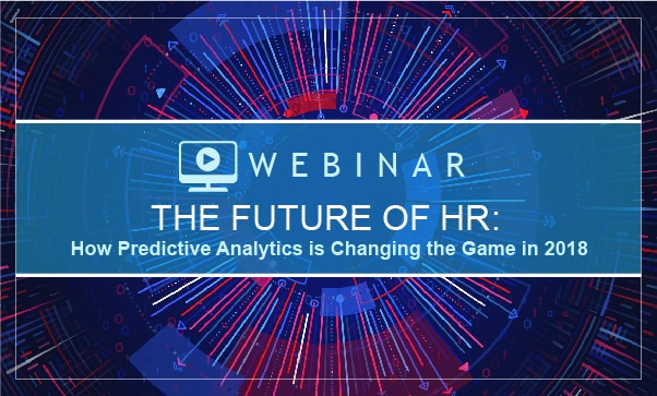 ON DEMAND: The Future Of HR: How Predictive Analytics Is Changing The Game