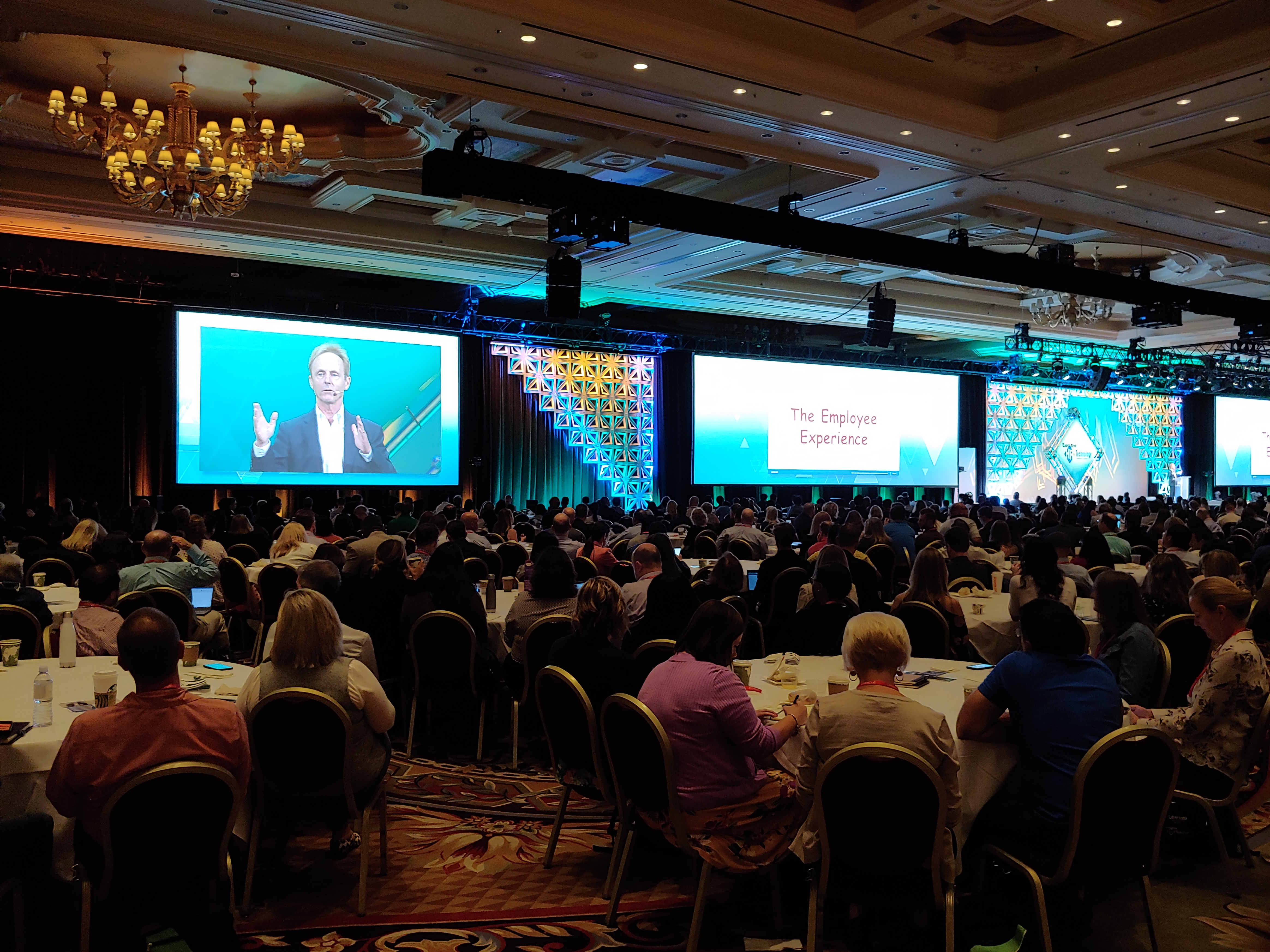 HR Tech 2019: Top Trends From Josh Bersin's Keynote Address