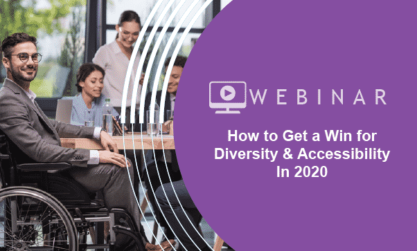 How To Get A Win For Diversity & Accessibility In 2020